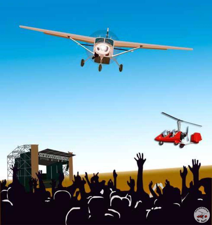 L'aérodrome de Saly-Joseph au Sénégal